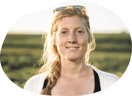 Profilbild von Maya Heilmann - Zukunftsbauern-Team - Market Garden Kursleiterin