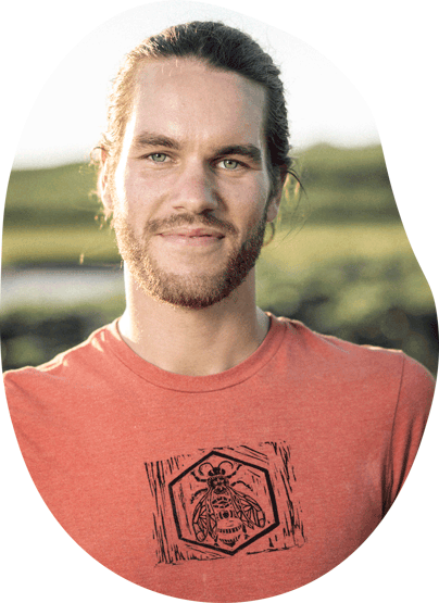 Profilbild von Sebastian Heilmann - Zukunftsbauern-Team - regenerativer Gemüsebau Kursleiter